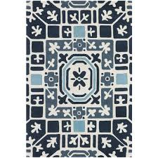 chandra parson blue white grey 5 ft x 8 ft indoor area