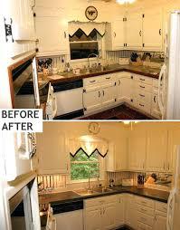 glamorous laminate cabinet painting kitchen painting laminate cabinets before and after l chalk paint cabinet laminate