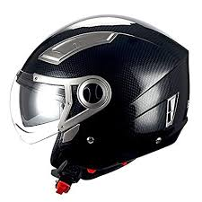 1STORM <b>MOTORCYCLE OPEN</b> FACE <b>HELMET SCOOTER BIKE</b> ...