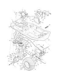 Diagram murray riding mower manual car fuse box and wiring troy bilt pony inch deck