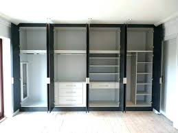 simple closet ideas. Build In Closet Ideas Wardrobe Design Plans Simple Built Intended For Decor 14