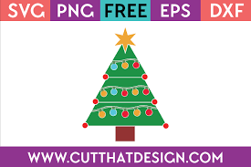 These go beyond basic fonts and cuts into intricate trinket boxes and. Free Svg Files Christmas Tree Archives Cut That Design