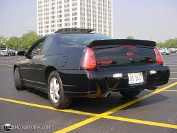 2000 Chevrolet Monte carlo (w) – pictures, information and specs ...