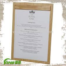 Wooden Menu Display Stands restaurant menu display stand restaurant menu menu stand 31