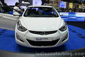 new car launches august 20132016 Hyundai Elantra with revolutionary styling leaked  Spied