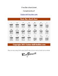 Guitar Bar Chords Chart Pdf Chord Archives Page 2 Of 12 Pdfsimpli