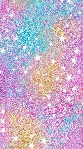Pink Glitter Rainbow Wallpaper (Page 1 ...