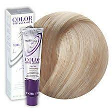 Ion High Lift Color Chart Ion Color Brilliance High Lift Cool Blonde Google Search