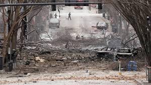 Esplosione a Nashville - RSI Radiotelevisione svizzera
