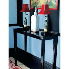 black high gloss console table beetlejuice high gloss black console table