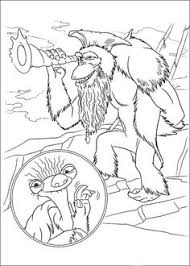 Small Picture Manny And Ellie Mammoth Ice Age Coloring Pages Ice age