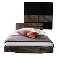 Rauch Select Sumatra Schlafzimmmer Mit Bett Und Schwebetürenschrank