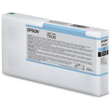 Buy <b>Epson T9135 Light</b> Cyan Ink Cartridge (200ml) Online - Shop ...