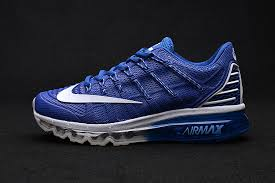 nike running shoes for men blue. nike air max 2016 ii kpu men\u0027s running shoes for men blue u