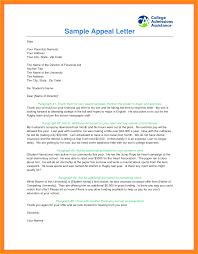 Financial Aid Request Letter Sample Free Custom Invitation