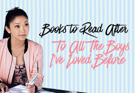 Report an error in the book. 13 Heartwarming Books Like To All The Boy S I Ve Loved Before