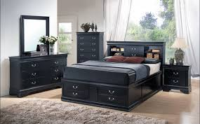 Black Queen Bedroom Set Black Bedroom Sets For Classic And Black