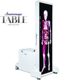 Anatomage Table Project Development Office Bishop Montgomery