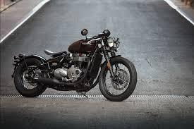 motorbikes are awesome triumph bonnevil visordown
