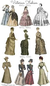 By the end of the era. Make An Easy Victorian Costume Dress With A Skirt And Blouse