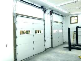garage door kit high lift garage door installation high lift garage door kit side mount garage garage door