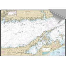 Maptech Decorative Nautical Charts