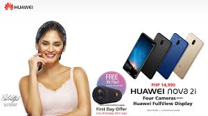 huawei nova 2i price. huawei nova 2i first day promo. price w