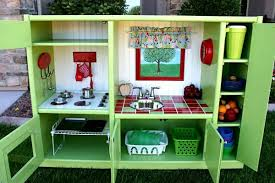 cool diy furniture set. Diy Play Kitchen Sets From Recycled Furniture Cool Set N
