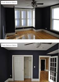 Navy Blue Master Bedroom Contemporary Master Bedroom Hd Decorate With Black Backdrop And