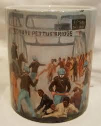 Bloody Sunday Selma 1965 Ted Ellis Art Coffee Mug Ted Ellis Art