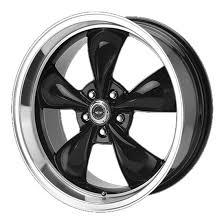 American Racing Ar105m6766b Torq Thrust M Series Wheel 16 X 7
