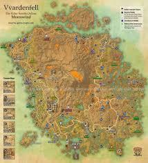 vvardenfell map  eso morrowind  the elder scrolls online  game