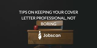 Cover Letter It Professional Professional But Interesting Cover Letter It Is Possible