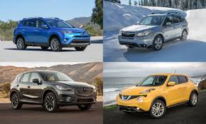 best mid size suv most fuel efficient suvs of 2016 autonxt