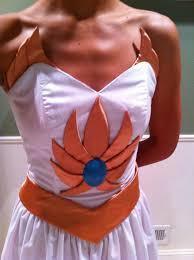 she ra cosplay dress