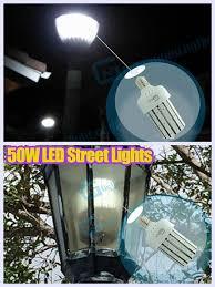175 watt mercury vapor replacement led 50w corn bulb e39 mogul base 6000k crystal white for garage church street area lighting in led bulbs s from