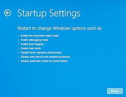 windows 10 safe mode start windows 10 in safe mode on your samsung pc