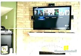 mounting tv above fireplace mounting a over a fireplace hide over fireplace installing a over fireplace mounting tv above fireplace