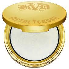 <b>KVD Vegan Beauty</b> 10th Anniversary Metal Crush Highlighter <b>Gold</b> ...