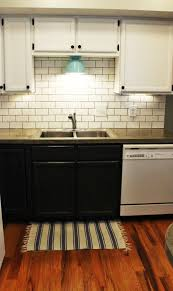add led lights under the kitchen cabinets