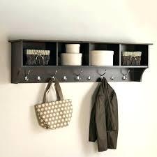 coat hook shelf coat shelf photo 2 of 7 coat hooks wall mounted with shelf 2 coat hook shelf wall