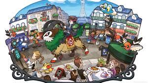 Hình ảnh Pokemon XY hay sự trở lại của một huyền thoại