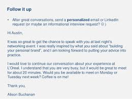 Informational Interview Request Email Austin Tutorial 7 Networking Event Informational Interviews