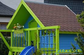 Bauanleitung Bauplan Für Spielhaus Stelzenhaus Kinder Gartenhaus