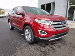 2018 ford edge. interesting edge 2018 ford edge sel suv for sale in west liberty intended ford edge