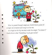 Charlie Brown Christmas Quotes Mesmerizing A Charlie Brown CHRISTMAS IN JULY In Book Form The AAUGH Blog