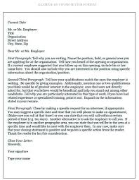 Cover Letter For Technical Writing Position Cover Letter For Writer
