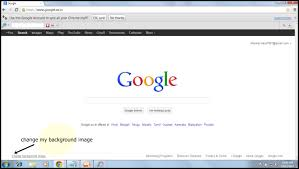 Google Homepage Background Tag How To Change Google Homepage Background Image