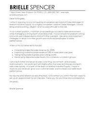 Retail Assistant Cover Letter Cover Letter For Assistant Manager