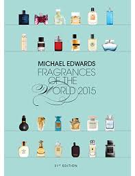 Fragrance Wheel Perfume Classification Chart The Reference Guide Discover Michael Edwards World Of